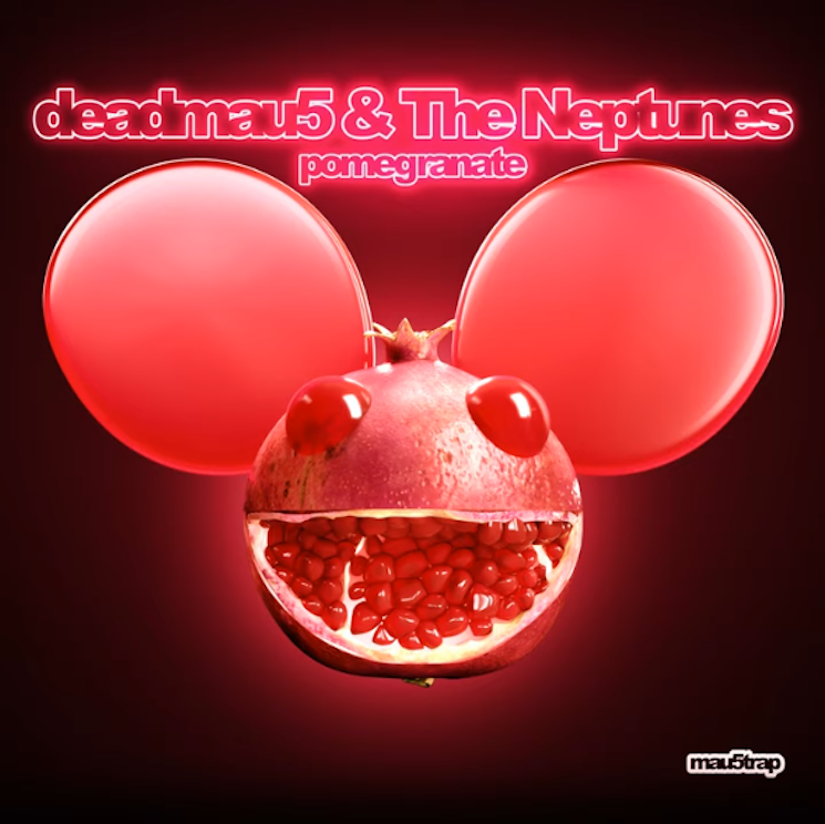 Deadmau5 and the Neptunes Team Up on New Single 'Pomegranate'