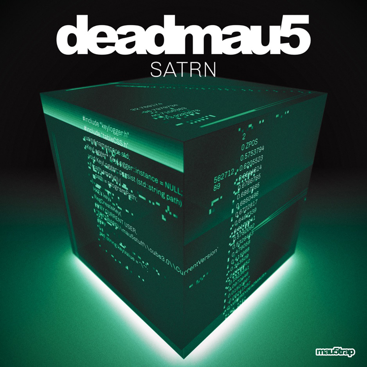 "Deadmau5 Shares New Single ""SATRN"""