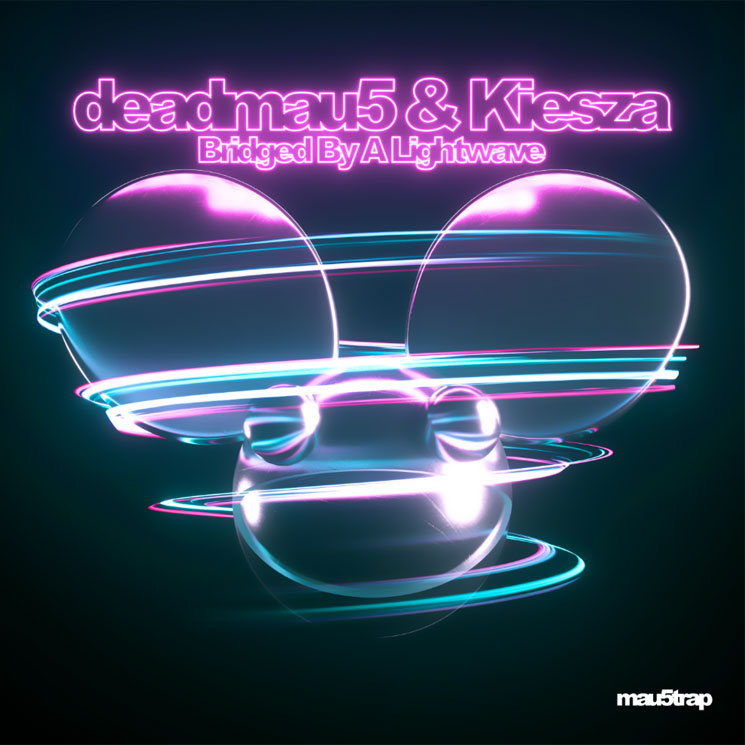 Hear deadmau5 and Kiesza Connect on 'Bridged by a Lightwave'