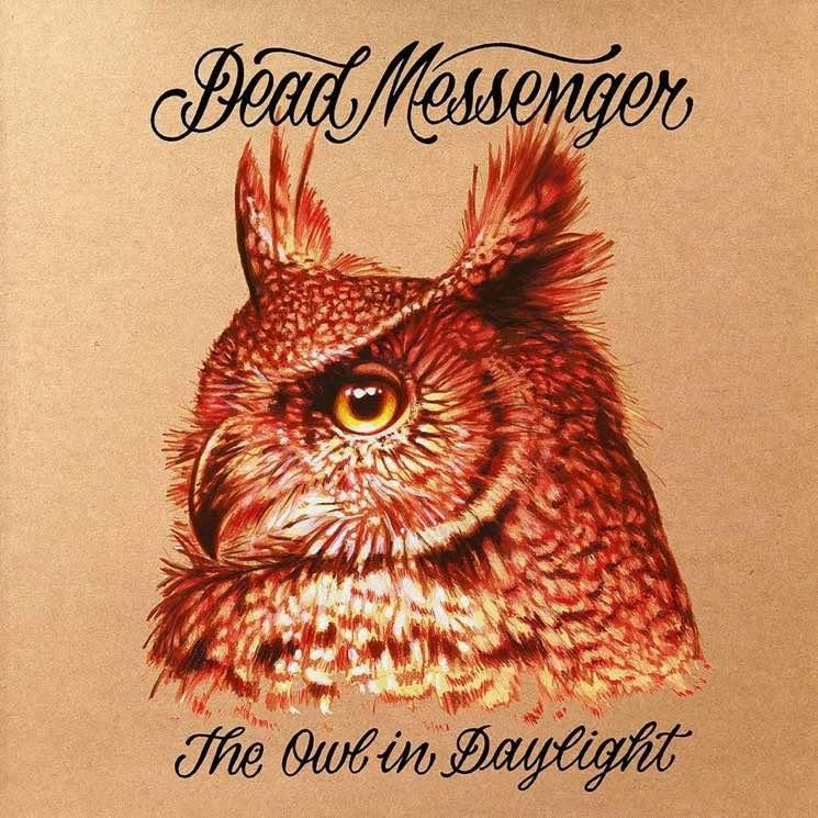 Dead Messenger  'The Owl in Daylight' (album stream)