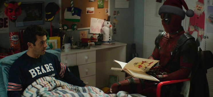 Watch Deadpool Recreate 'The Princess Bride' with Fred Savage