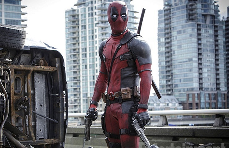 Junkie XL to Score 'Deadpool'