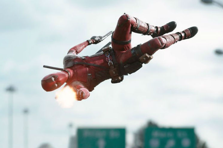 Work Is Now Underway on Marvel Studios' DEADPOOL Film