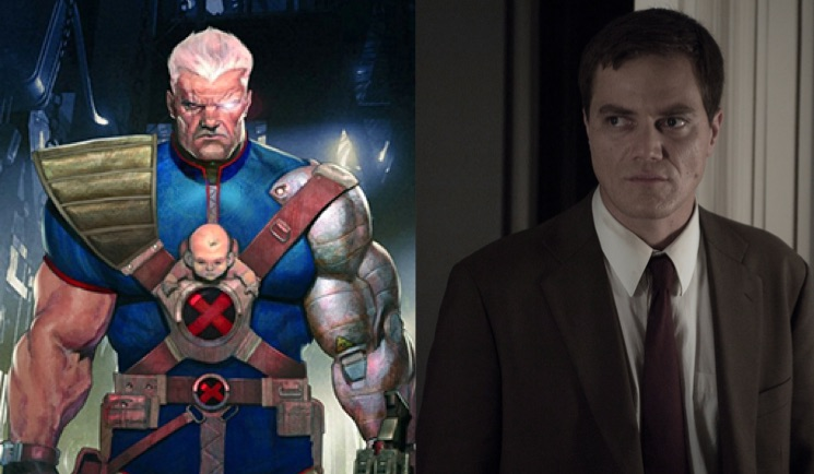'Deadpool' Sequel Circling in on Michael Shannon to Play Cable