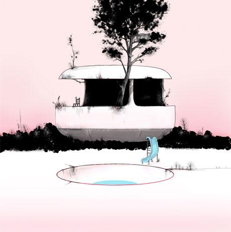Dean Drouillard to Release 'UFO Houses' Solo Album
