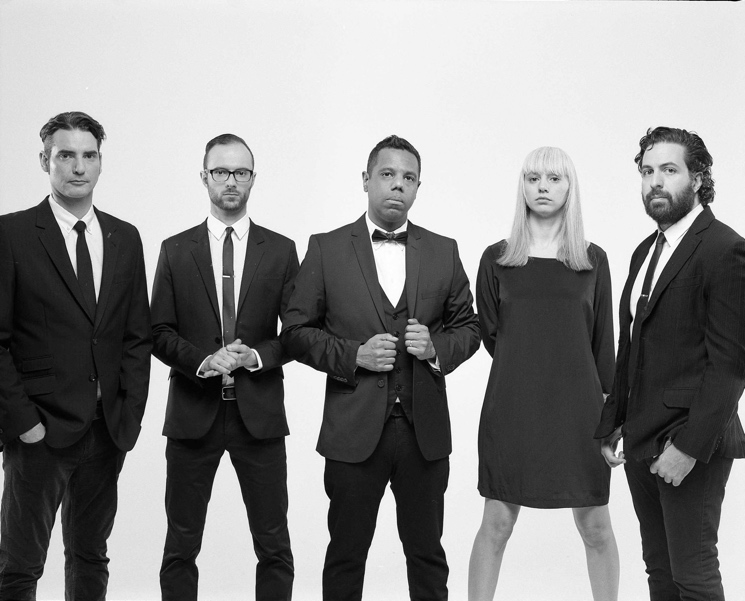 The Dears Return with 'Times Infinity Volume One'