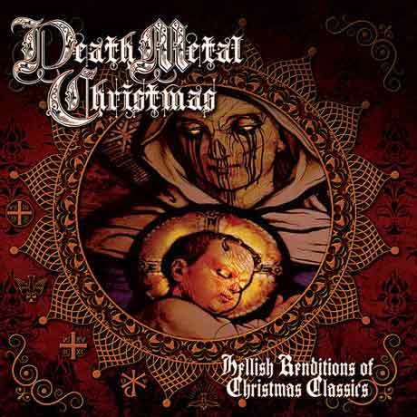 J.J. Hrubovcak Death Metal Christmas - Hellish Renditions of Christmas Classics