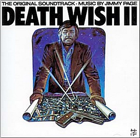 Jimmy Page Reissues His 'Death Wish II' Soundtrack from 1982
