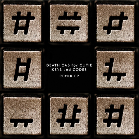 Death Cab for Cutie Remix 'Codes and Keys' for New EP