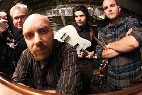 Fugazi Offshoot Deathfix Announce Additional Tour Dates, Play Vancouver