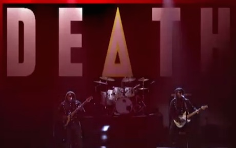 "Death ""Freakin' Out"" (live on 'Arsenio')"