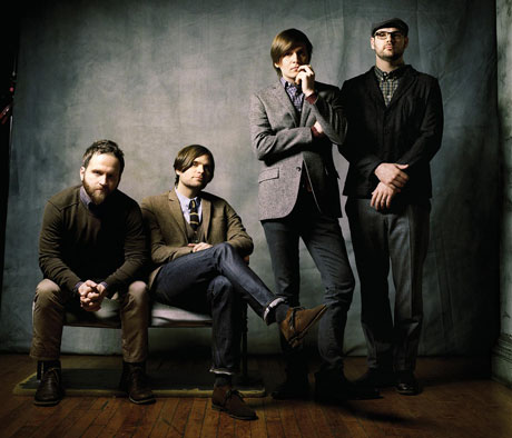 Death Cab for Cutie Expand Summer Tour