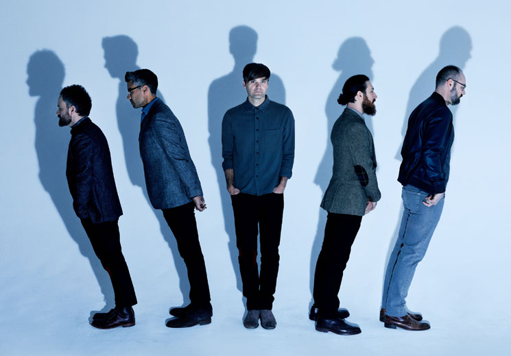 Death Cab for Cutie Are Playing Vancouver's Malkin Bowl