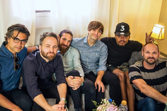 Chance the Rapper Teases Death Cab for Cutie Collaboration