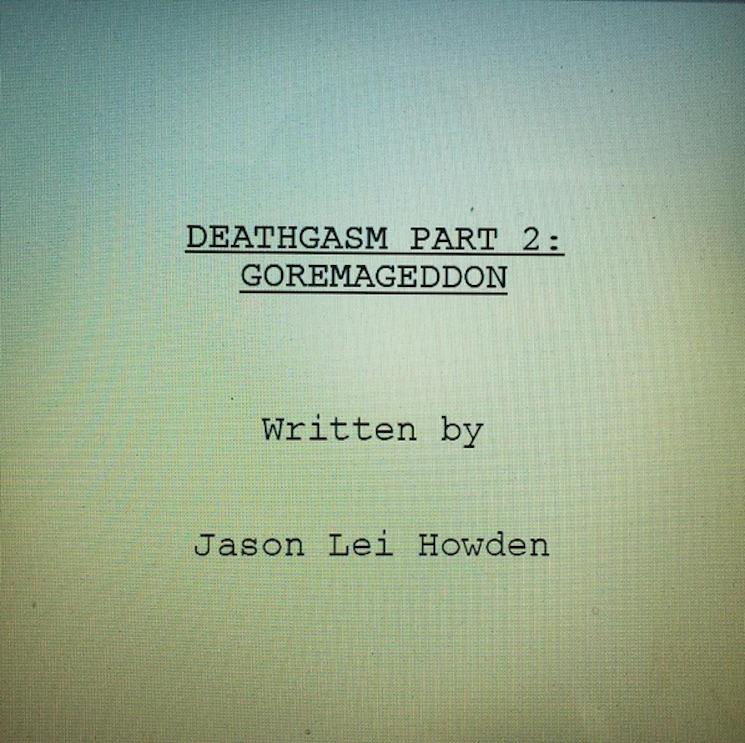 Jason Lei Howden Plots 'Deathgasm' Sequel 'Goremageddon'