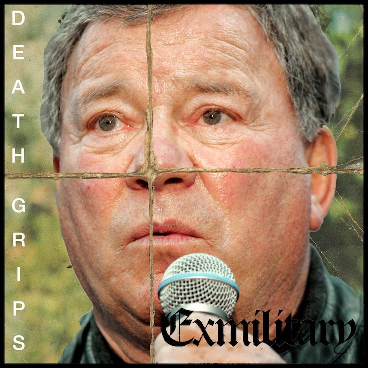 William Shatner Is Apparently a Death Grips Fan