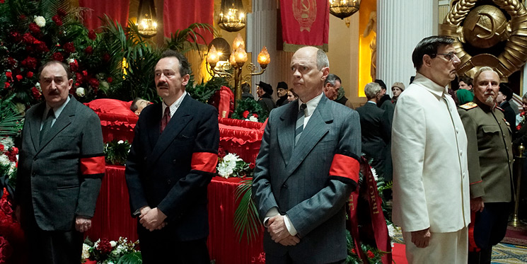 TIFF 2017: The Death of Stalin Directed by Armando Iannucci