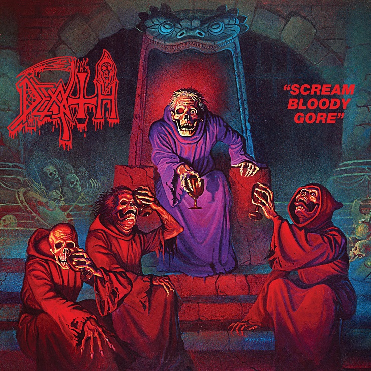 Death's 'Scream Bloody Gore' Treated to Deluxe, Expanded Reissue