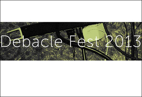 Seattle's Debacle Fest Taps Total Life, Sissy Spacek, Wolf Eyes' Nate Young for 2013 Edition