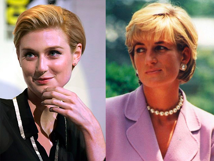Elizabeth Debicki to Play Princess Diana in Final Two Seasons of 'The Crown'