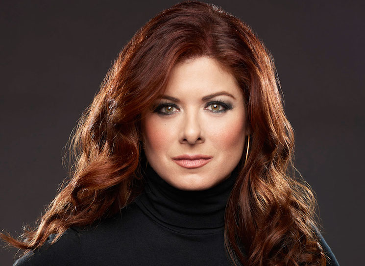 Debra Messing Discusses Horrible Sexism on Set of 'A Walk in the Clouds'