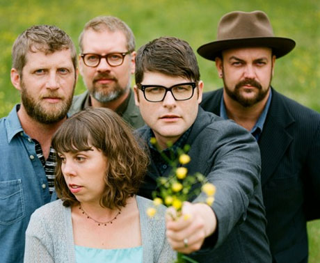 The Decemberists Prep Live EP for Record Store Day