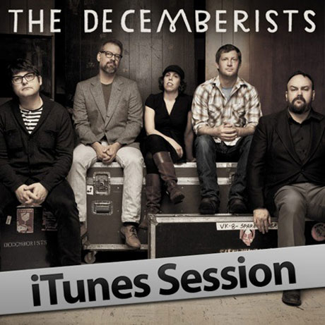 The Decemberists Announce New 'iTunes Session'