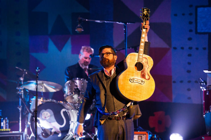 Colin Meloy Preps Storybook About Pete Seeger, Pens Another Novel