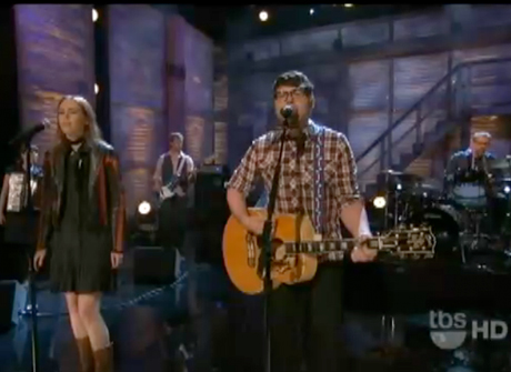 "The Decemberists ""Down by the Water"" (Live on <i>Conan</i>)"