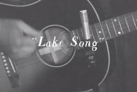 "The Decemberists ""Lake Song"" (lyric video)"