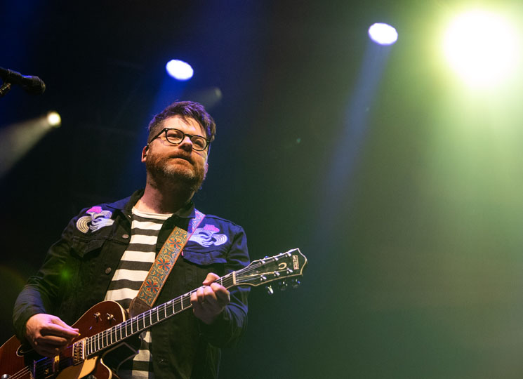 The Decemberists CityFolk Festival, Ottawa ON, September 16