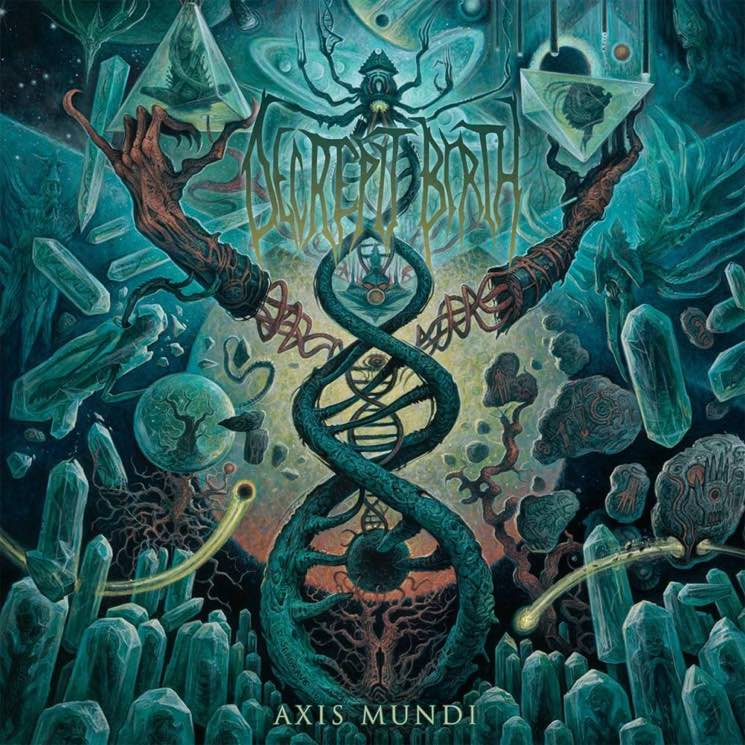 Decrepit Birth Axis Mundi