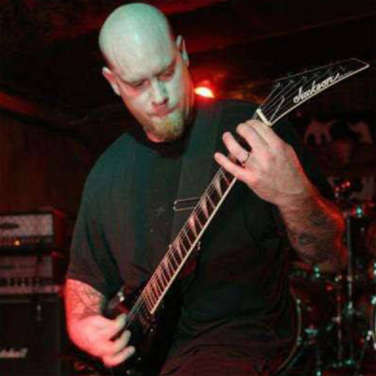 R.I.P. Erik Lindmark of Deeds of Flesh and Unique Leader Records