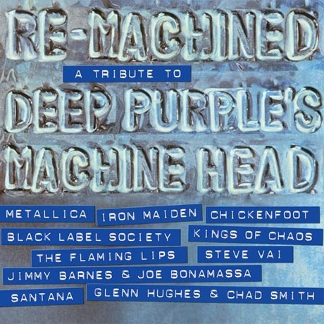 Flaming Lips, Metallica, Iron Maiden Sign on for Deep Purple Tribute Album