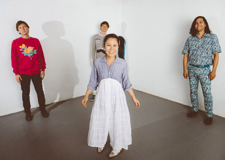 "Deerhoof ""What Have You Done for Me Lately"" (Janet Jackson cover)"