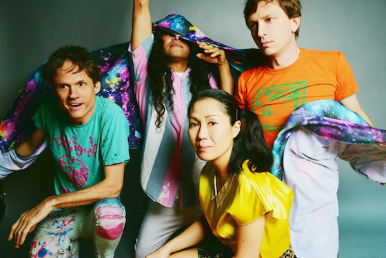Deerhoof to Guest Curate Sled Island 2018