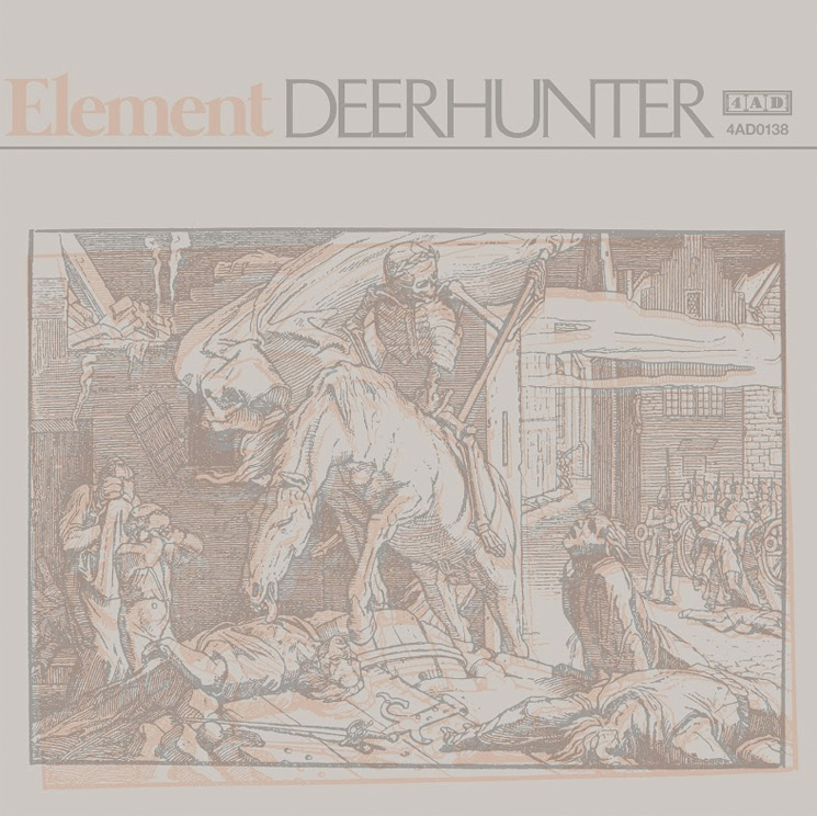 "Deerhunter Share New Song ""Element"""