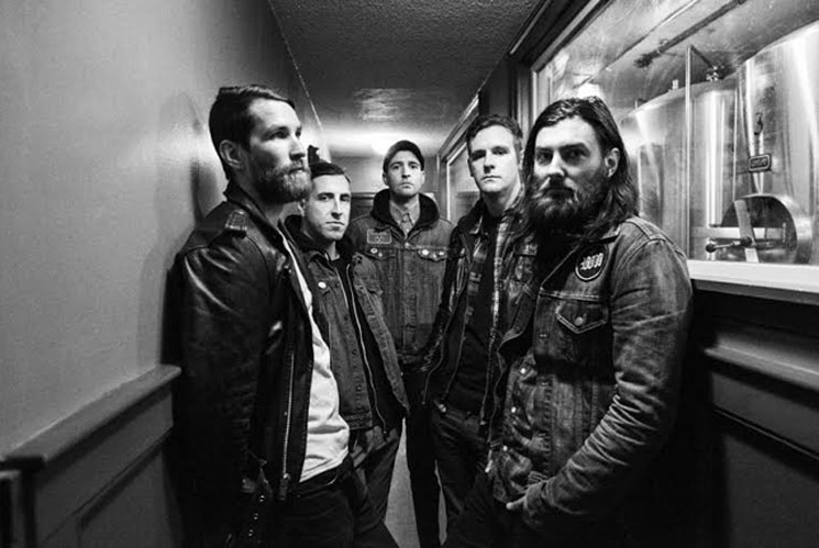 Defeater Discuss the Challenges of Narrative and Their New Chapter 'Abandoned'