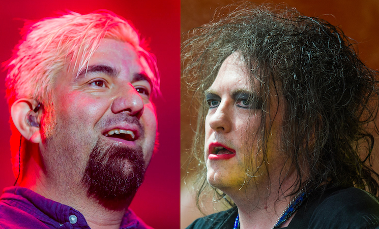 Listen to a Deftones Remix from the Cure's Robert Smith