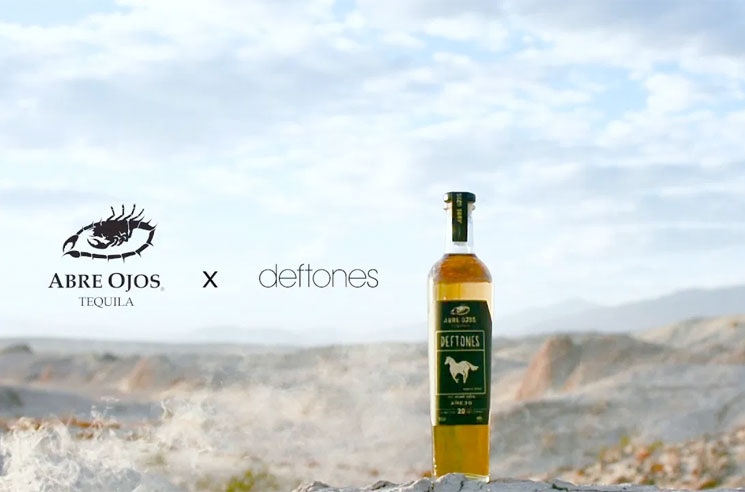Deftones Are Giving Us Their Very Own White Pony Tequila