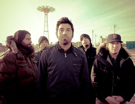 Deftones' Chino Moreno Sheds Light on New Album