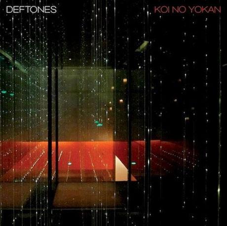 Deftones 'Koi No Yokan' (album stream)