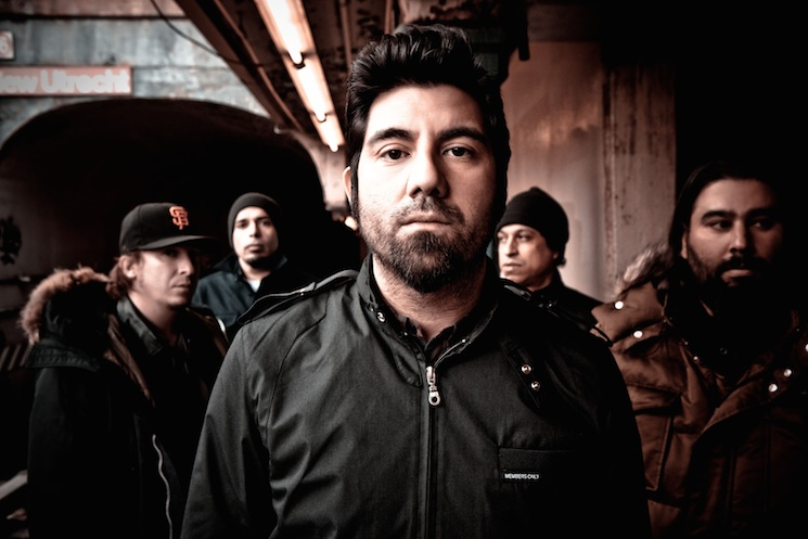 Deftones Now Eying November Release for New Album