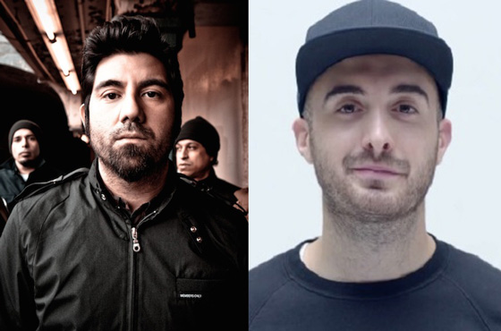 Deftones' 'White Pony' Remix Album Will Feature Clams Casino