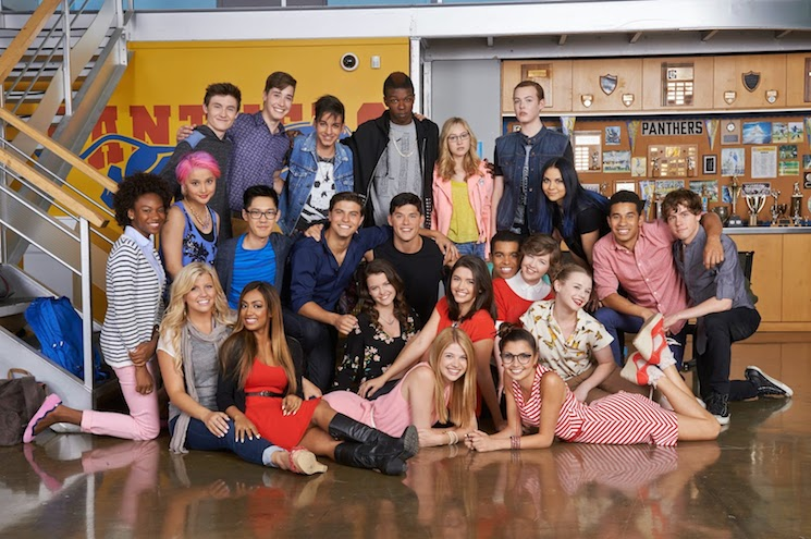 'Degrassi: Next Class' Coming to Family Channel and Netflix
