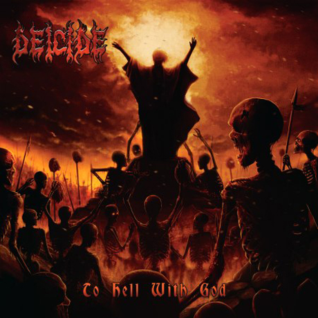Deicide 'Hang In Agony Until You're Dead'