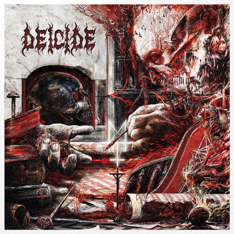 Deicide Announce New 'Overtures of Blasphemy' Album