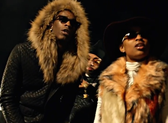 "Dej Loaf ""Blood"" (ft. Young Thug and Birdman) (video)"