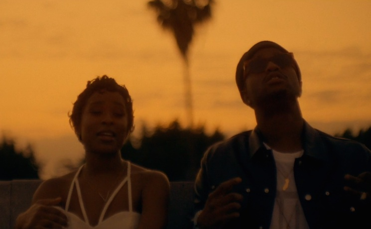 Casey Veggies 'Tied Up' (ft. Dej Loaf) (video)