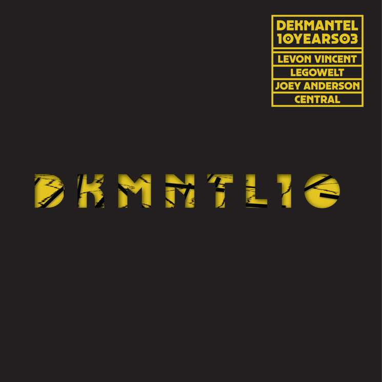 Various Dekmantel 10 Years 3